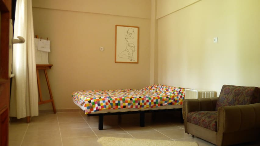 HarmonyPine Hostel'de | Hayal Odası (Denize Yakın)