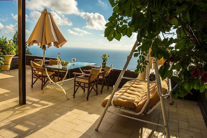 Seaviews, Sunsets, Beaches-Amarillo - Lefkada - House