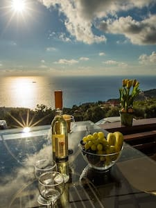 Seaviews Sunsets Beaches RojoVilla - Lefkada