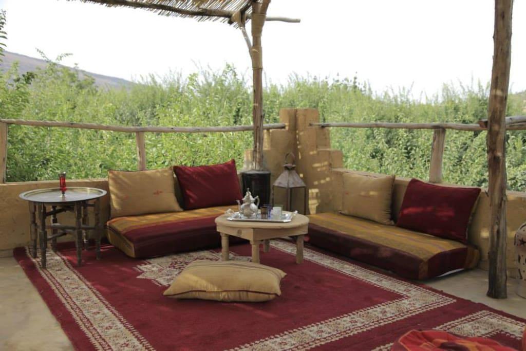 l 39 etoile d 39 asni maisons organiques louer asni marrakech tensift al haouz maroc. Black Bedroom Furniture Sets. Home Design Ideas