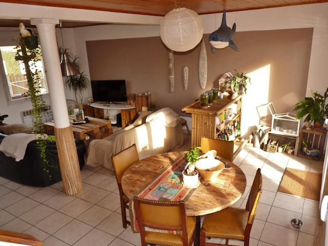Maison sur Seignosse Bourg - Seignosse - Dům