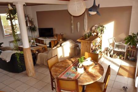 Maison sur Seignosse Bourg - Seignosse - Haus