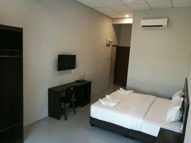 Deluxe Double Bedroom - Ipoh - Boetiekhotel