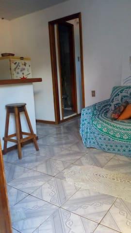 Apto aconchegante próx. centro turístico - Itacaré