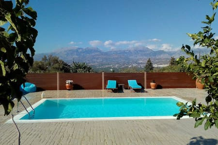 House Veggera with private swimming pool