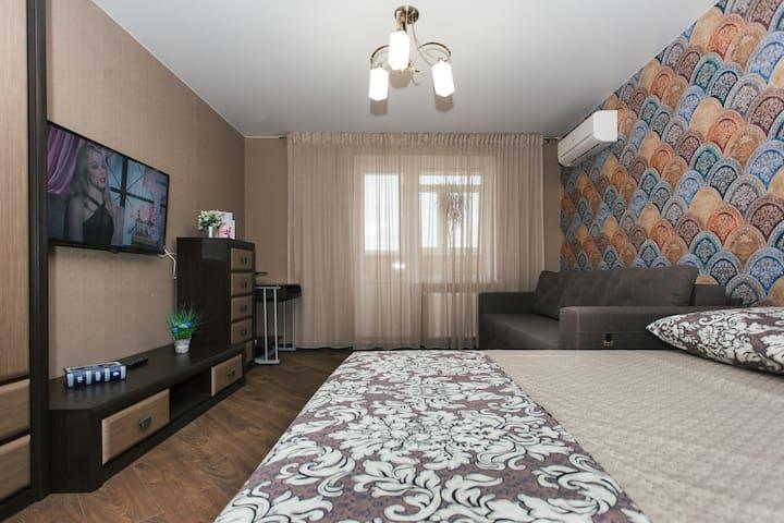 Luxury apart-hotel near Lavina New Building