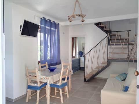 Appartamento vicino al mare Caprioli Palinuro