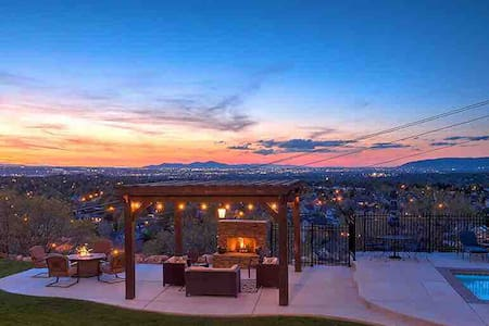 Spectacular Panoramic Views and Secluded-Little Cottonwood Canyon