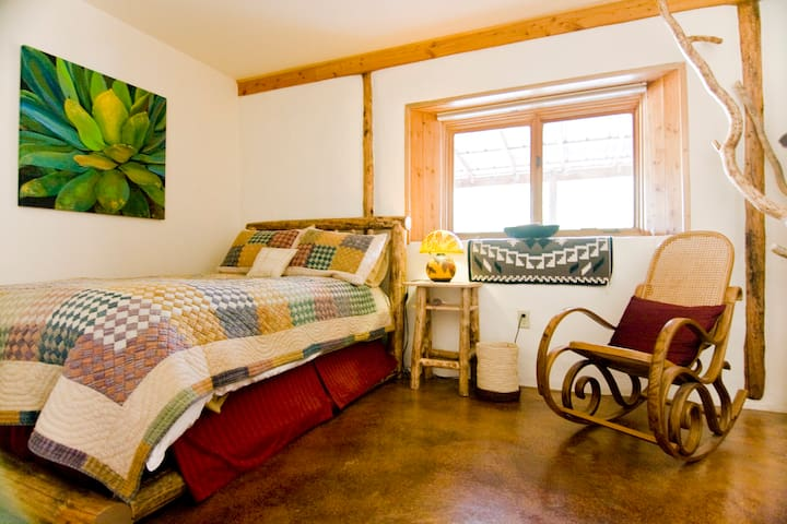 Handicap accessible bedroom