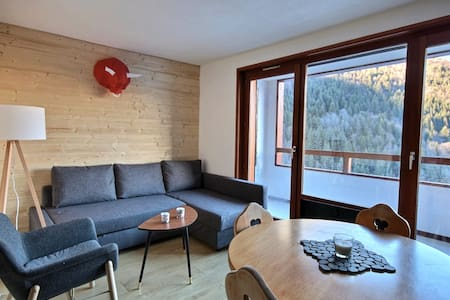 Apartment 3* with swimming pool and WIFI access - Saint Jean d'Aulps ski resort - 4 people - Daille S18