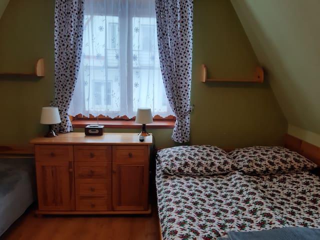 Danielówka1- komfortowy pokój 2/3osoby.Centrum!!!!