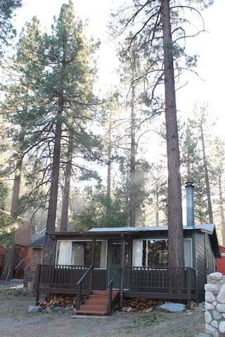 Cozy Cabin Getaway Close to Resort - Wrightwood - Stuga