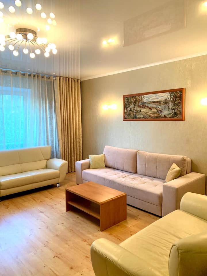 3-к квартира, 110 м²  рядом с морем