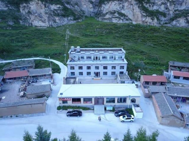 山景风光别墅——您大山里的家(107)