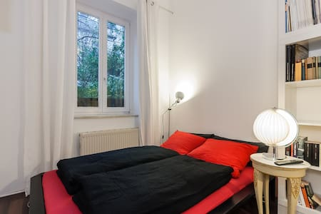 apartment in Haidhausen, Munich