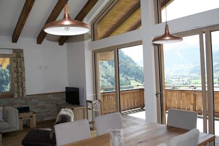 Luxury Alpine Chalet Apartment - Bad Hofgastein - Apartment - 2