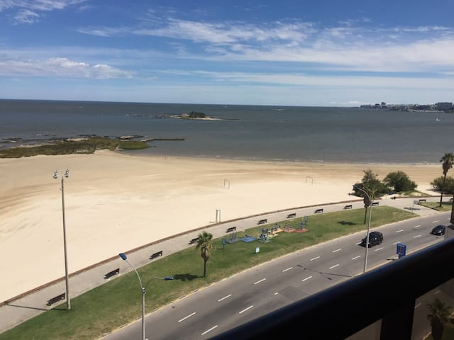 Alquilo apto frente al mar - Montevideo - Wohnung