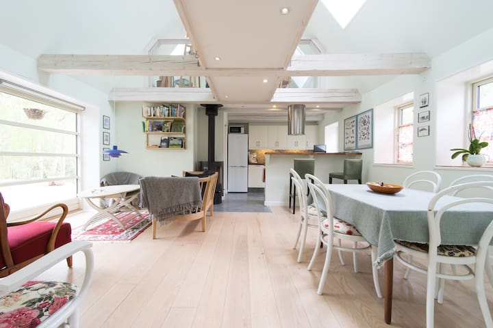 110 m2 Renovated farmhouse, Ecological  2 bedroom