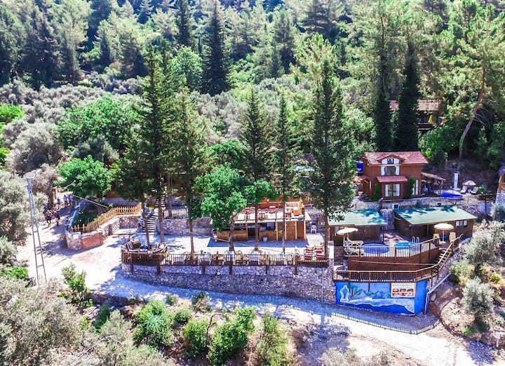 BAHAROĞLU LİFE HOUSE FARALYA Villa Lina