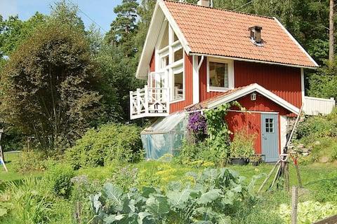 5 Personen Ferienhaus in FLODA