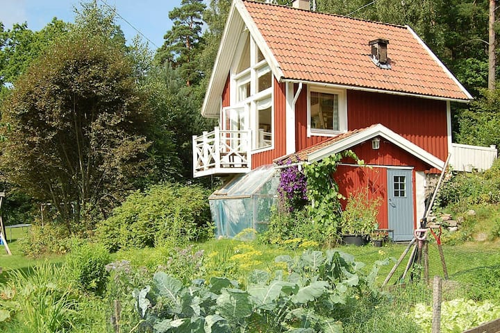 5 person holiday home in FLODA