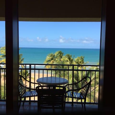 Ocean Villas - 5th Floor Beach front apartament - Río Grande - Condominium