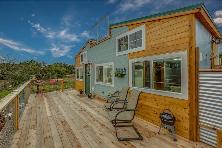 Lucky Stars Tiny (Luxury) House - Boerne TX