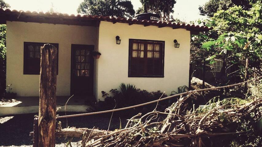 Casa no Vale do capão  - Vale do capão -Caeté-Açu