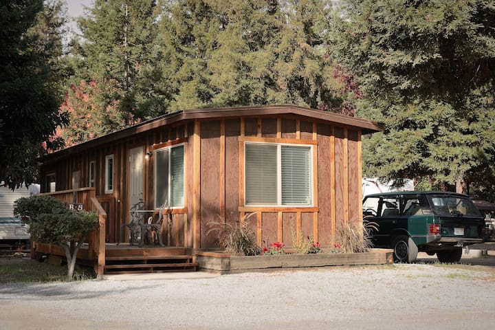 Guest Cottage - San Juan Bautista - Cabin