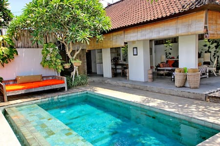 Exotic Two Bedroom Villa-Seminyak