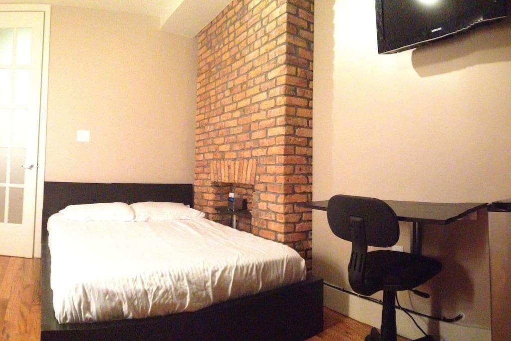 Our junior suite.
