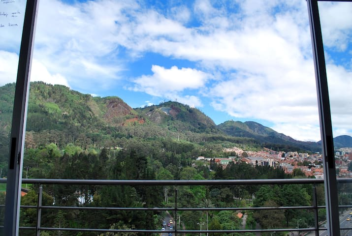 Penthouse with astonishing view - Bogotá - Wohnung