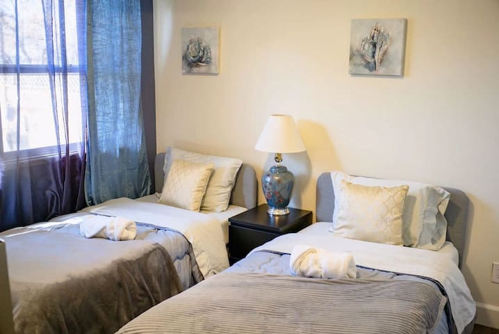 Private Bedroom #4 Near DT & Santana Row+ Sleeps 2