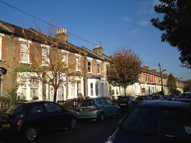 Victorian house, Hackney - London - London - Hus