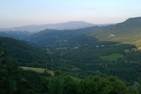 Bed Breakfast  in Valmarecchia - Casteldelci - Bed & Breakfast