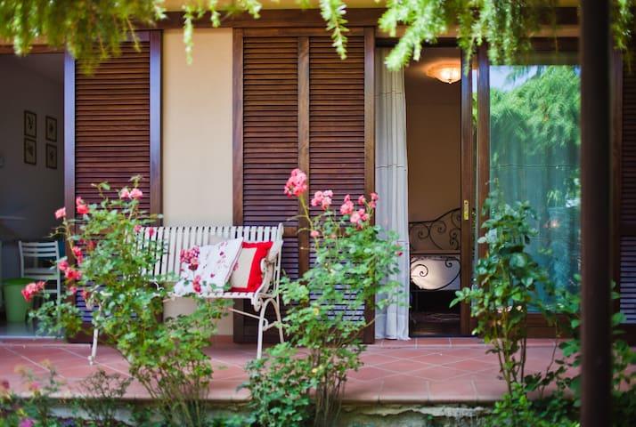 B&B Villa Matilde near h. center - Perusa - Bed & Breakfast