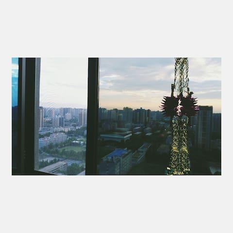 舒适温馨的小家 - 陕西省西安市 - Appartement