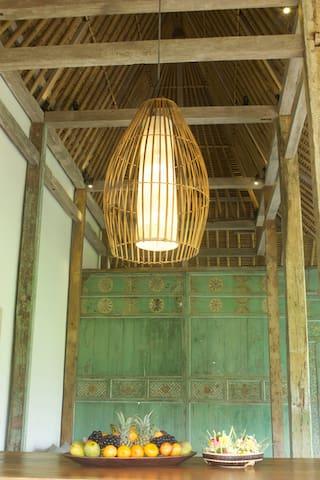 Bennu House - Most Elegant Design Villa in Ubud