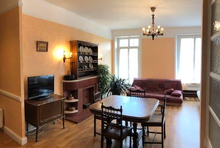 Appartement au cœur du cézallier cantalien