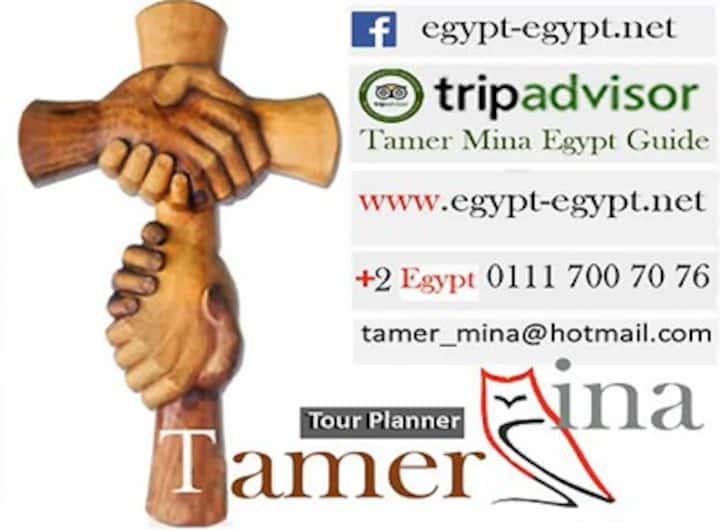 Tamer Mina Egypt Guide@Tripadvisor
