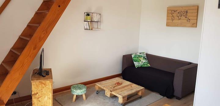 Studio duplex au coeur de Concarneau