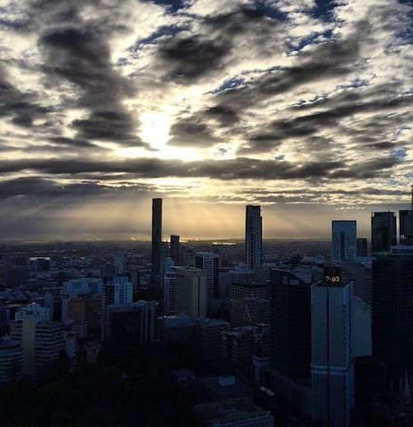 awesome one bedroom apartment! - Brisbane - Appartement