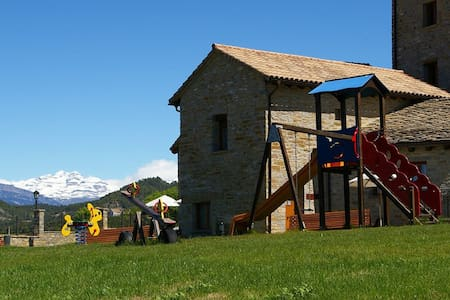 Holiday Cottages, Pyrenees, Ordesa - Aínsa - Huis