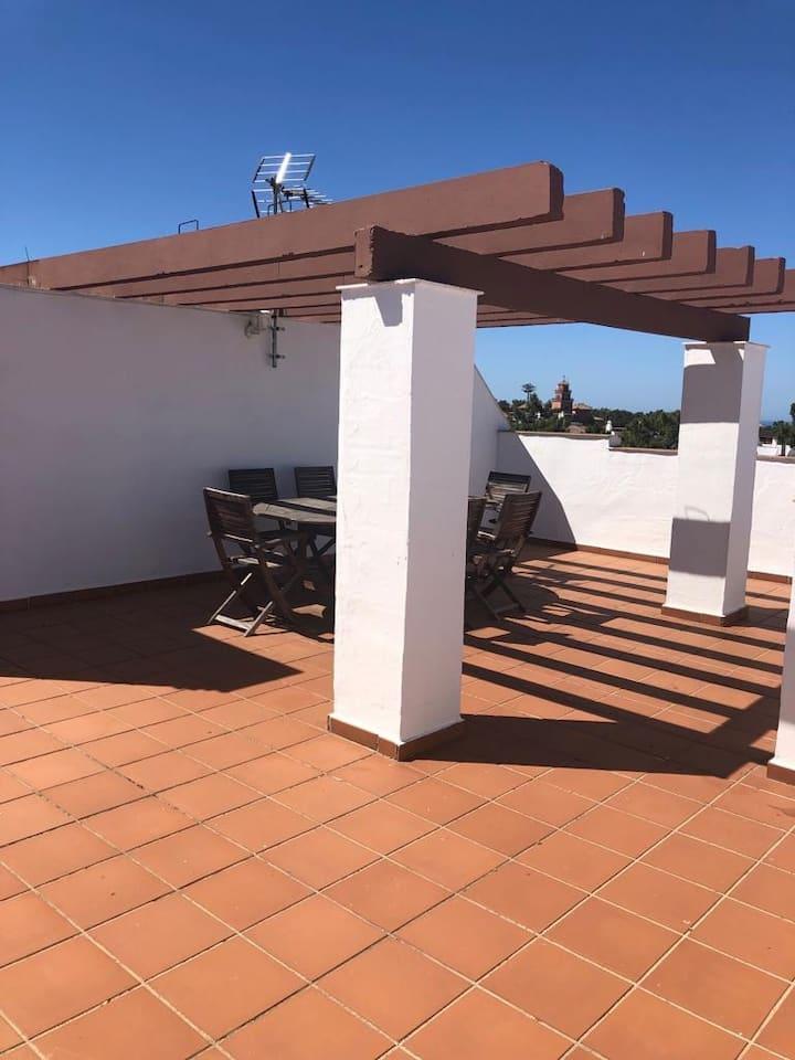 Apartamento en Hacienda Golf Islantilla