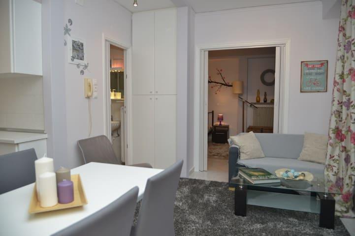 Athens' Riviera, Glyfada centre - Glyfada - Apartment