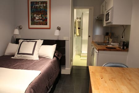 Retiro Park, Stay at cosy studio  - Madrid - Wohnung