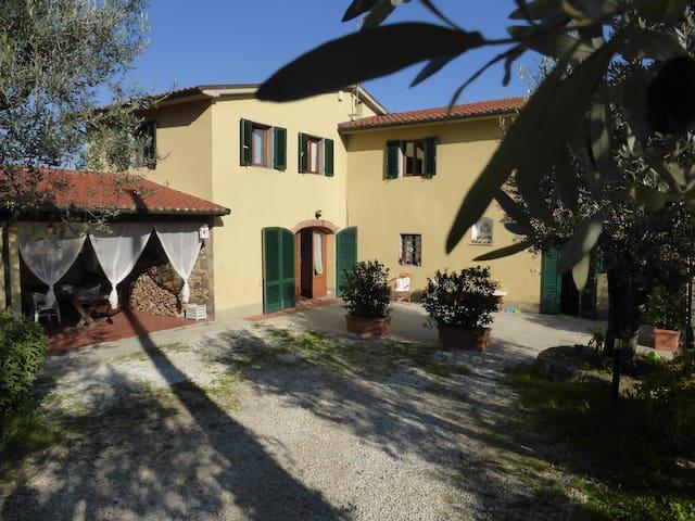 Casalbosco Teia, grazioso rustico - Montemagno - Casa