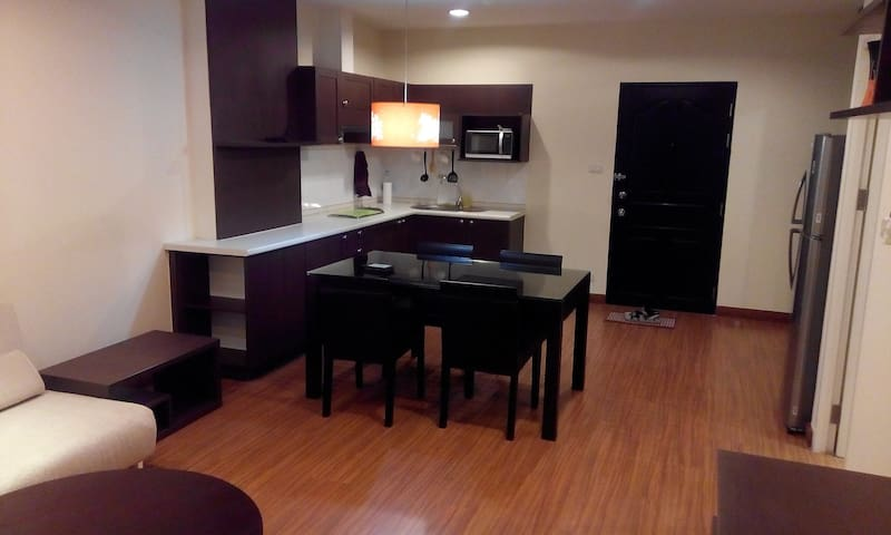 1 bedroom apartment in Patong