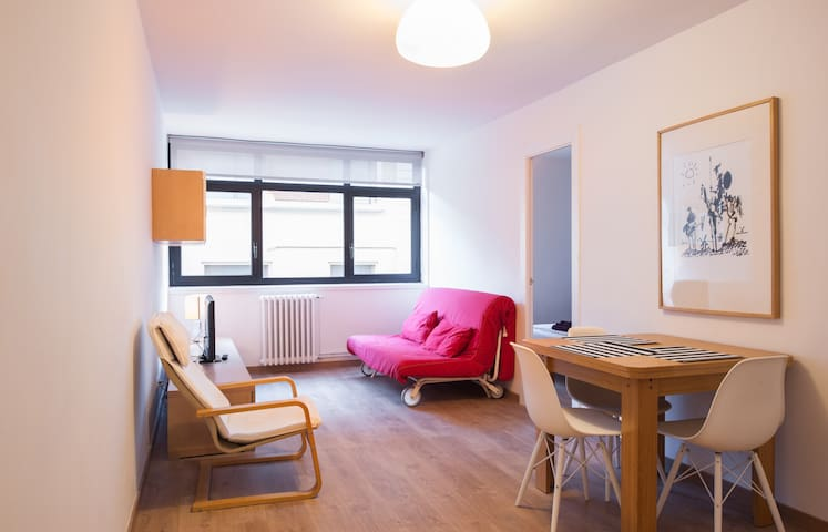 Acogedor apto. con dos habitaciones