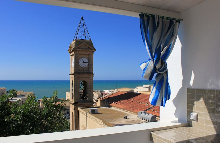 Socrate, Apartment with sea view - Donnalucata - Appartement